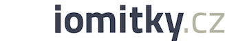 Logo iOmitky.cz