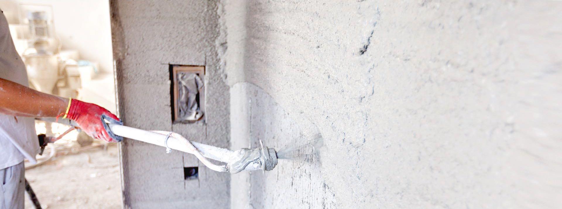 Sádrové stěny bez prasklin
